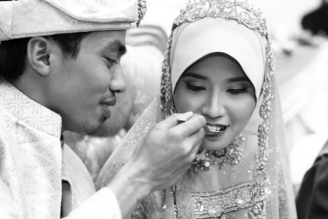 wedding reception taufik & farhana 7