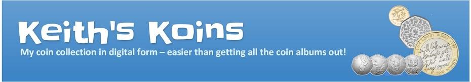 Keith's Koins