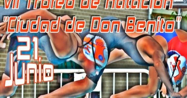 Alonso lozano mi blog vii trofeo de nataci n ciudad de for Piscina don benito