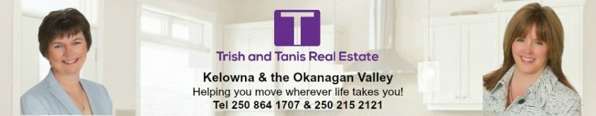 Kelowna Real Estate Market News by Trish and Tanis