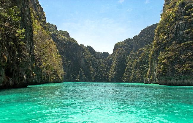 Maleische Archipel Thailand Koh Phi Phi Islands