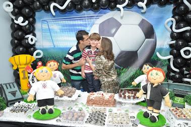 Festa Corinthians do Felipe