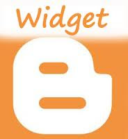 add blogger widget