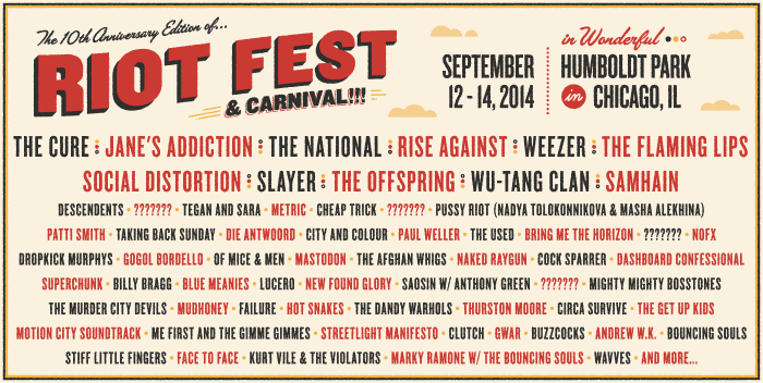 roit fest is coming to chicago unrated chicago magazine featuring