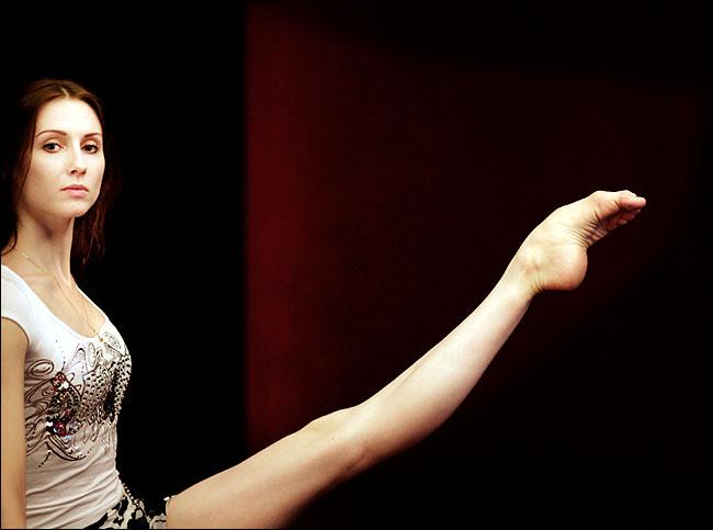 Life en pointe feet a dancer s obsession