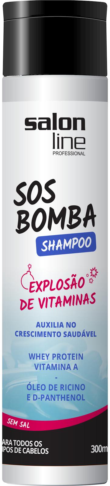 Salon line lan a linha para cabelos cacheados na beauty for Salon line bomba