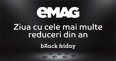 Black Friday la eMAG
