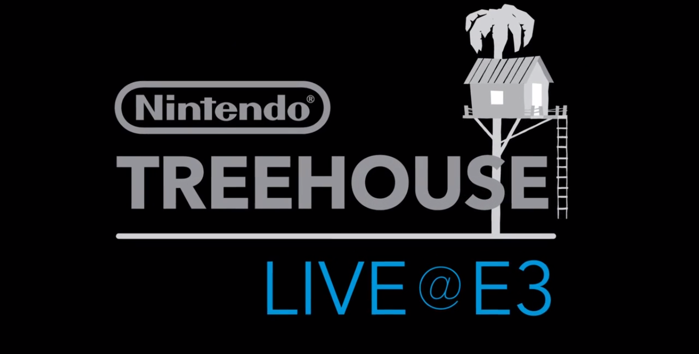 Nintendo Treehouse Live at E3 2014