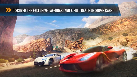 Download Asphalt 8: Airborne 1.3.1 IPA-iOS free game for iphone,ipad-ipod