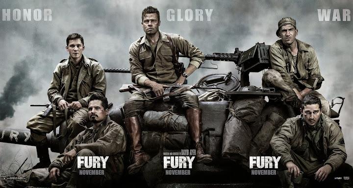 ตัวอย่างหนังใหม่ : Fury (วันปฐพีเดือด) ซับไทย banner2