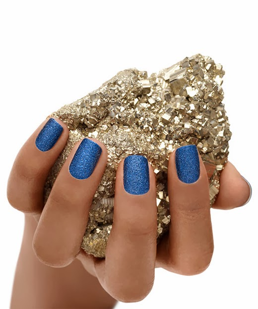 lots of lux essie vernis ongles nail polish encrusted treasures 2014