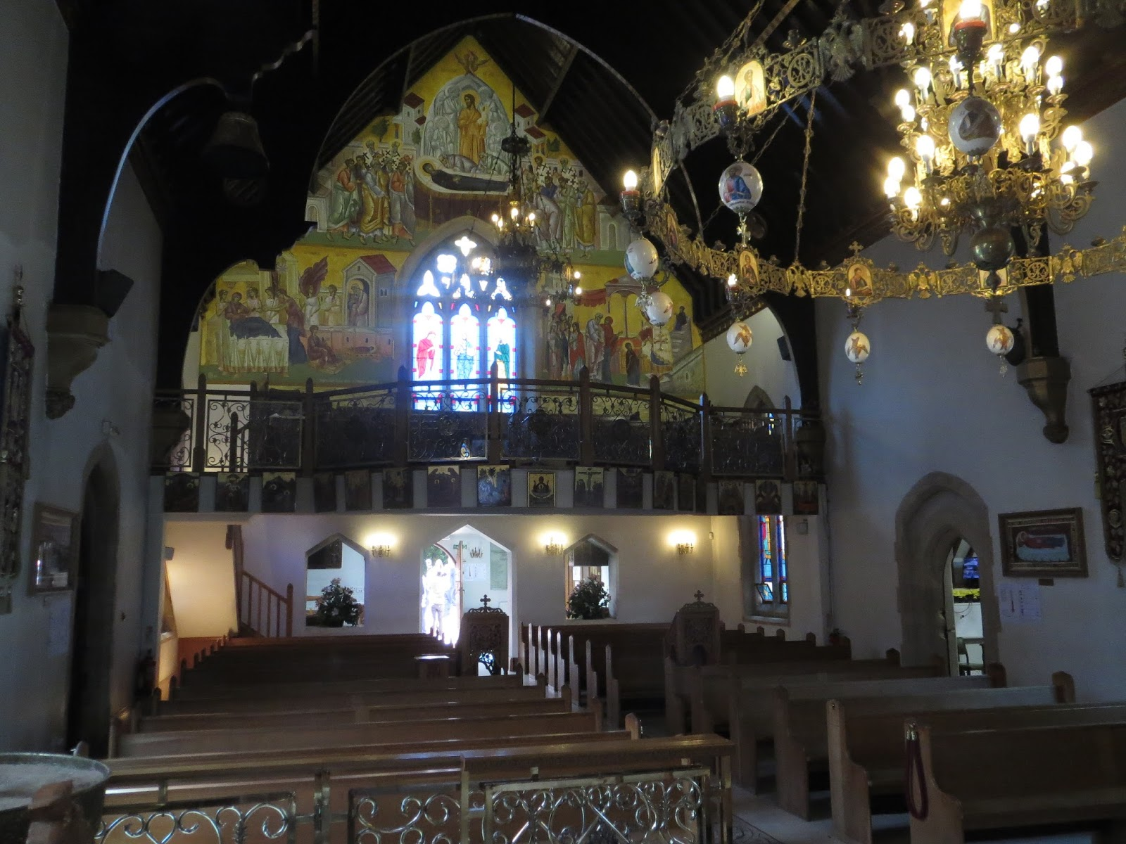the greek orthodox church and its followers The orthodox christian church emphasizes its historic roots in and continuity with the early christ's original followers  annunciation greek orthodox church.