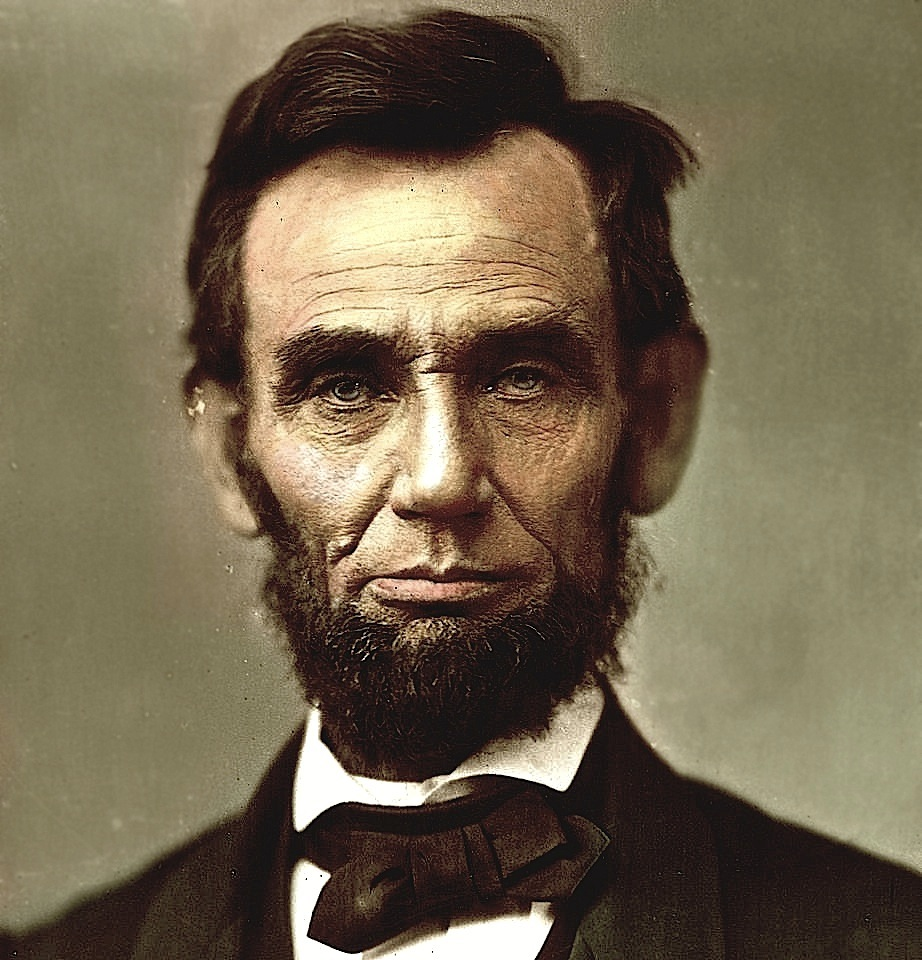 abraham lincoln in color - 28 images - justice and the ...