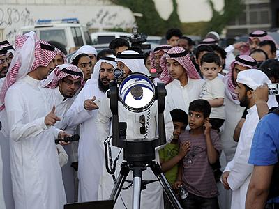 ramadan, saudi, moon