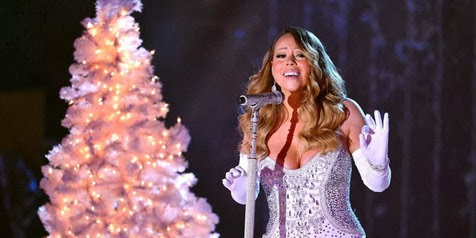 The Best Christmas Songs of Mariah Carey