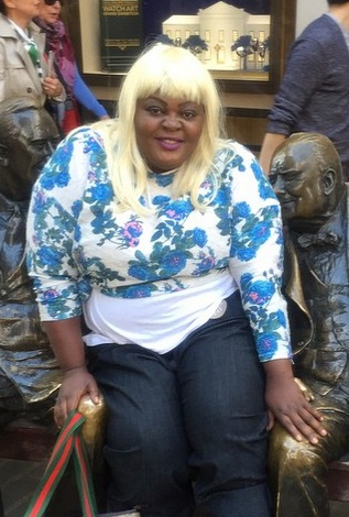 eniola badmus basirat in london