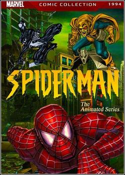Download – Homem-Aranha – A Serie Animada 1ª, 2ª , 3ª, 4ªe 5ª – DVDRip RMVB Dublado