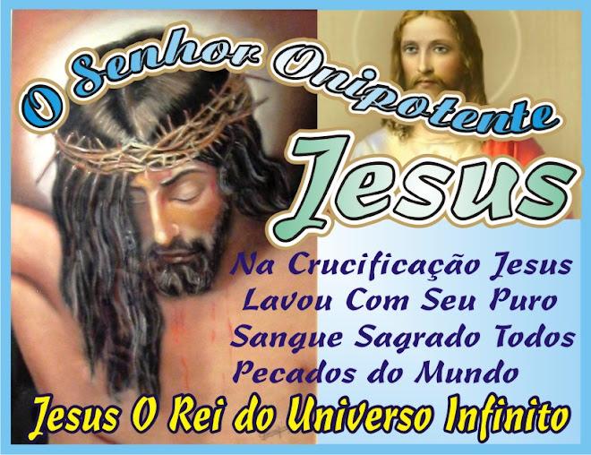 O Senhor Onipotente Salvador