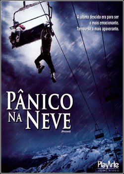 Download - Pânico Na Neve DVDRip - AVI - Dual Áudio