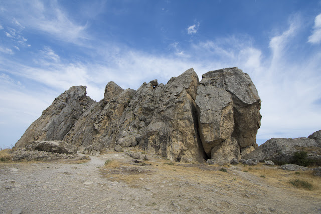 Bashbarmaq Mountain Azerbaijan, Fünffinger-Berg Aserbaidschan
