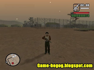 Misteri GTA San Andreas - Game Begog