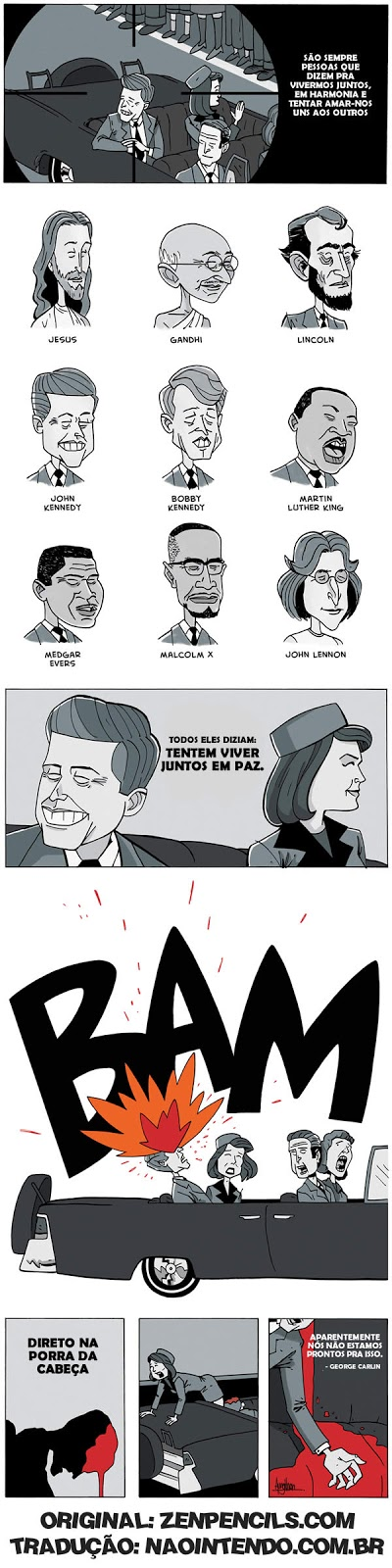 Sobre Assassinatos