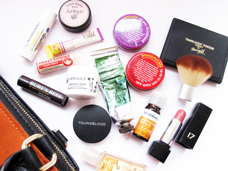 A picture of What's In My Bag? - The Beauty Stuff