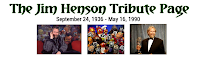 CLICK ICON to visit 'The Jim Henson Tribute Page'
