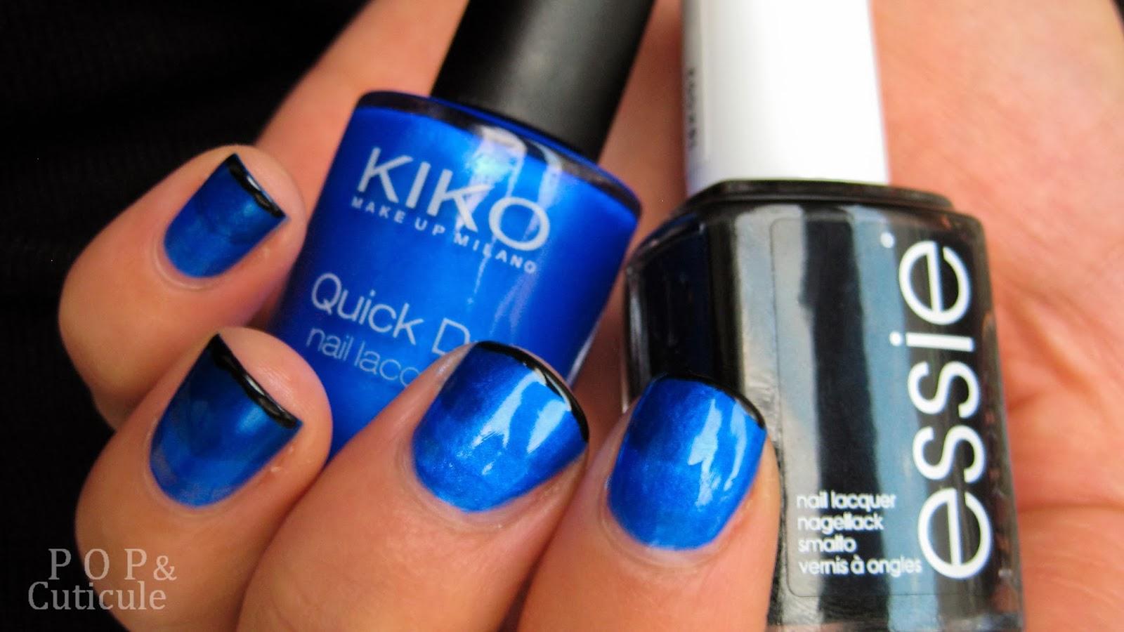 KIKO Bleu électrique