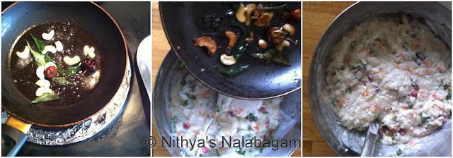 Curd Rice | Thayir Sadham 3