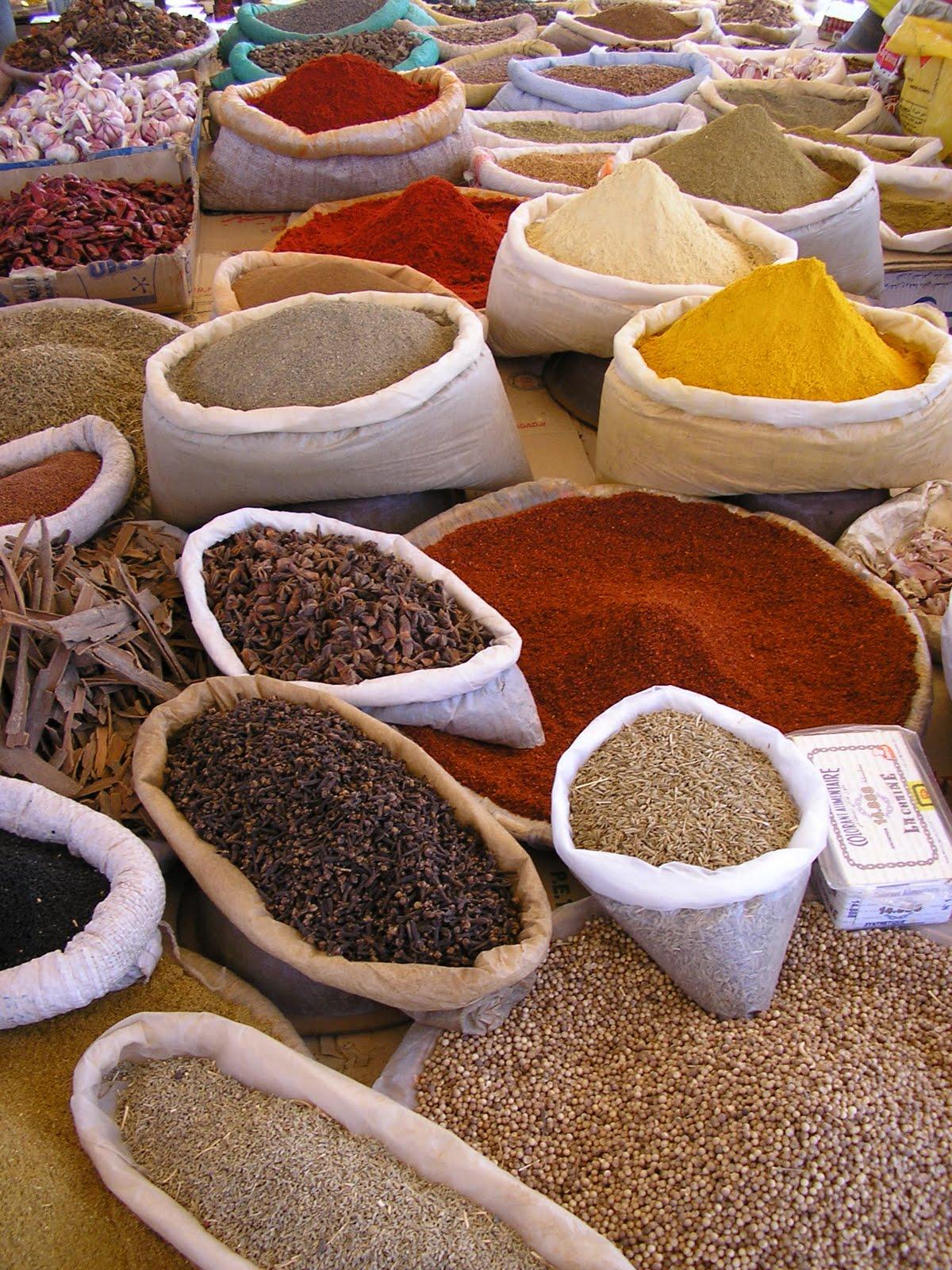 La cuisine marocaine.