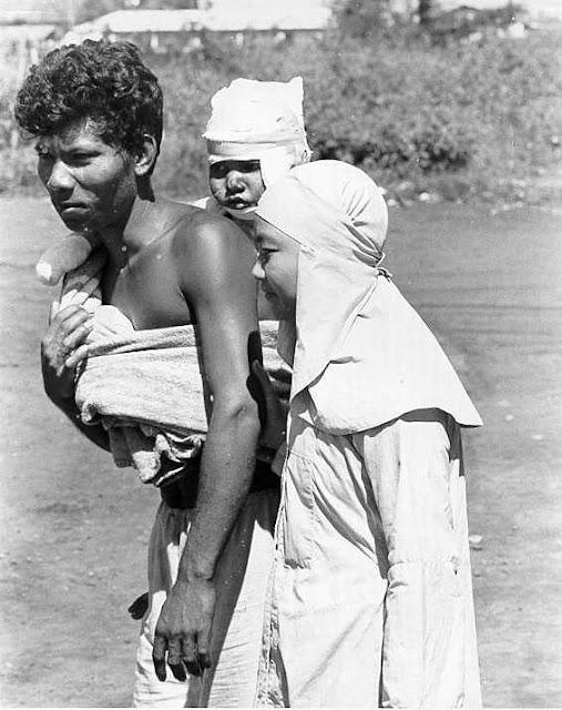 Dak Son Massacre victims