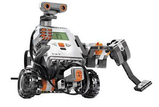 Robótica FLL - UVA