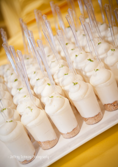 Twin Cities Bat Mitzvah Desserts
