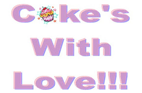 Cake's With Love!!!