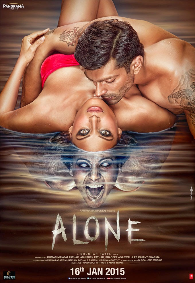 Bipasa Basu Liplock In Movie Alone