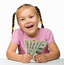 Kids Saving Money Can Be Basic