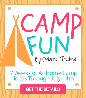 Have Summer Camp at Home!