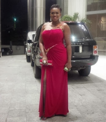 Photo of Waje's Outfit To The Headies Awards