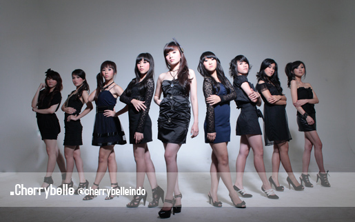 Video Youtube Cherry Belle