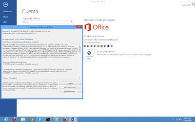 Activacion de Office 2013 por Telefono