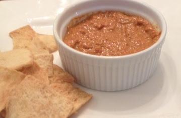 muhammara middle eastern dip recipe