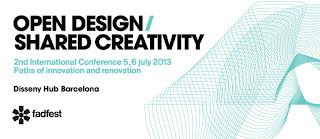 """""""Diseño Abierto / Creatividad Compartida"""""""