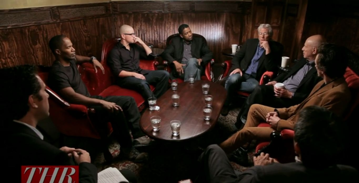 Actors Round Table Watch The Hollywood Reporters Actor Roundtable Discuss 6 Leading