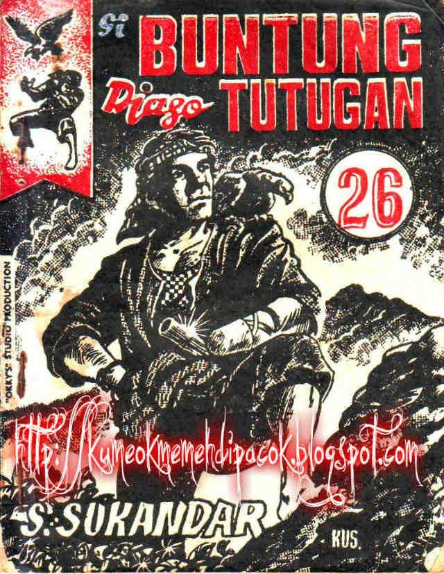 Dongeng Sunda Si Buntung Jago Tutugan