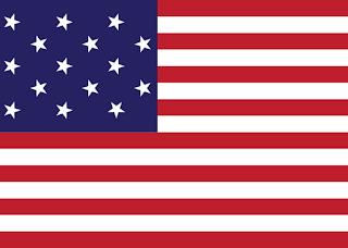 Bandera+USA+quince+estrellas+quince+barras+1820