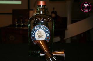 masterclass de Plymouth Gin