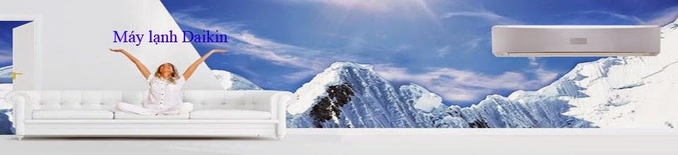 Máy lạnh Daikin - May lanh Daikin inverter