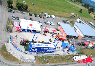 Salon et rando quad en Haute Savoie : New Gate Days 2012