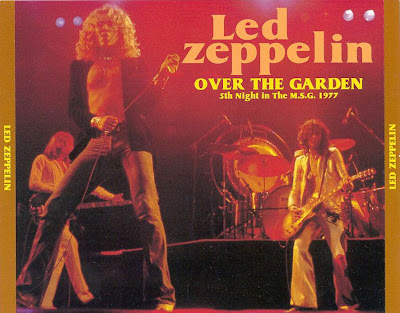 The Clock That Went Backwards Led Zeppelin 1977 06 13 New York City